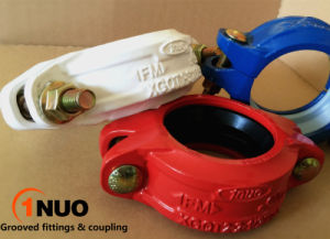 48.3mm/1.9inch Nodular Cast Iron Rigid Coupling FM/UL/Ce Approved pictures & photos