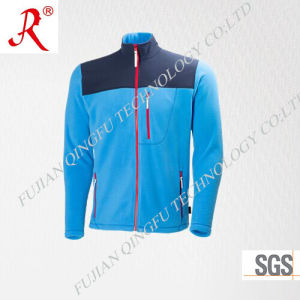 Men′s Classic Outdoor Fleece Jacket with New Design (QF-4091) pictures & photos