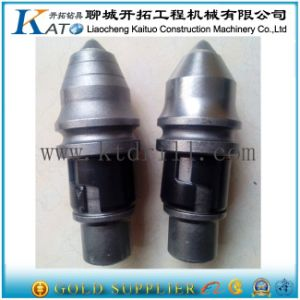 Ds05 Rotary Drilling Rig Bullet Tooth Auger Bit pictures & photos