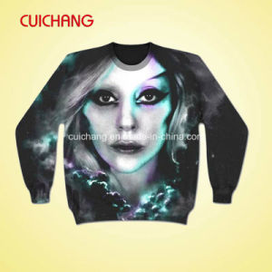Custom Design Sweatshirt for Sublimation