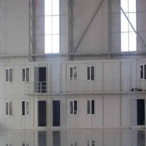 Prefab Steel Fabricated Modular House with Ce Ceritfication pictures & photos