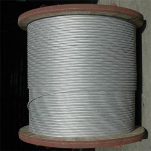 China Leading Galvanized Steel Strand Wire Power Cables pictures & photos