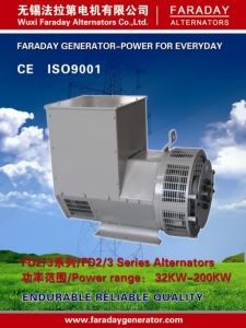 Faraday Alternator Brushless AC Generator, IP23 H Class 42.5kVA/34kw pictures & photos