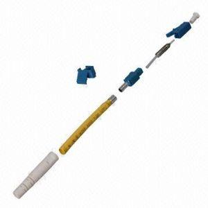 LC Fiber-Optic Parts/Components Single Mode Duplex pictures & photos