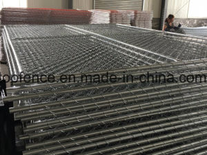 1830mm X 3650mm 6FT X 10FT Temporary Chain Link Fencing Panels pictures & photos