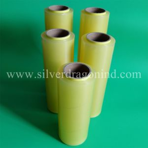 High Transparent PVC Food Wrap Film for Grocery Use pictures & photos