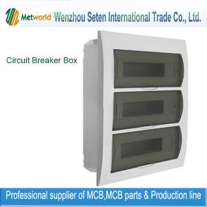 Standards Iecand BS En 600439-3 Circuit Breaker Box pictures & photos