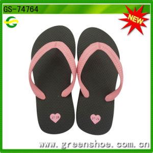 China Children Girls EVA Flip Flop Slipper (GS-74674) pictures & photos