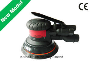 Heavy Duty Center-Vacuum Air Sander 5 Inch Sanding Machine pictures & photos