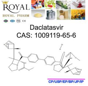 Daclatasvir CAS: 1009119-65-6 (BMS 790052) pictures & photos