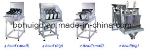2-Head Linear Weigher / Filling & Weighing Machine