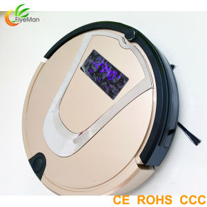 Smart Robot Automatic  Smart Vacuum Floor Cleaner for Home & Kitchen Store, Wet and Dry Floor Cleaner pictures & photos