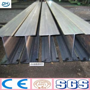 Good Quality of Galvanized Steel H Beam from China Tangshan pictures & photos