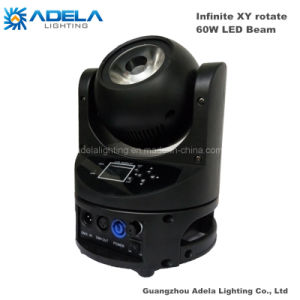 60W LED Infinite Moving Head Beam Light pictures & photos