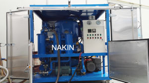 Zym Trailer and Closed Type Transformer Oil Purification, Oil Purifier pictures & photos