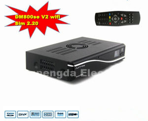 Dm800se V2 with WiFi Dm 800se V2 TV Top Box