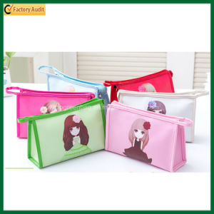 Makeup Bag Beauty Pouch Lady Polyester Cosmetic Bag (TP-COB032) pictures & photos