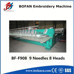 Flat Embroidery Machine (908) pictures & photos