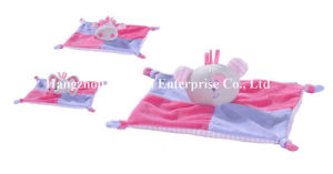 Factory Supply New Design of Baby Stuffed Plush Handkerchief pictures & photos