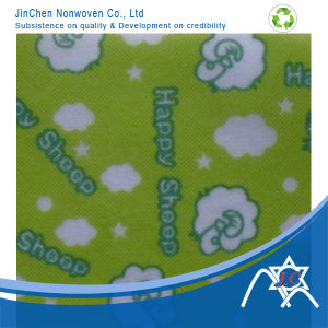 Printing PP Non-Woven Fabric pictures & photos