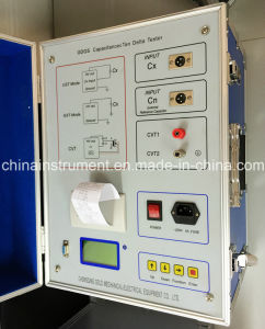 Gdgs Automatic Transformer Capacitance Tester, Dissipation Factor Tester pictures & photos