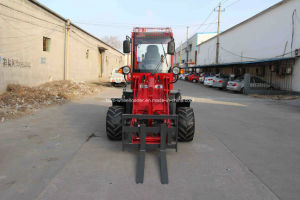 Zl910 Mini Farming Loader Mini Wheel Loader Hot Sale in Europe pictures & photos