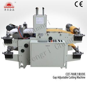 Conductive Foam Tape Gap Cutting Machine pictures & photos