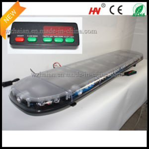 1500mm 59′′ White SMD Safety Lightbar for School Bus pictures & photos