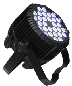3in1 36*3W RGB PAR Light for Outdoor Stage Wedding pictures & photos