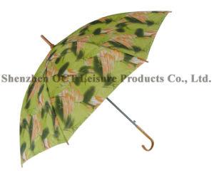 Economic Straight Umbrella pictures & photos