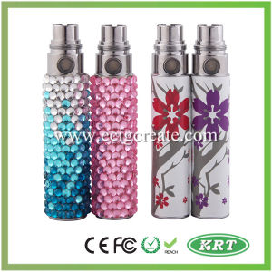 2013 New E Cigarette, Electronic Cigarette Battery, Diamond Battery