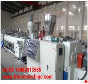PVC PE PP Plastic Tube Production Machine pictures & photos