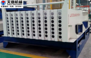 Precast Light Weight Concrete Hollow Wall Panel Forming Machine pictures & photos