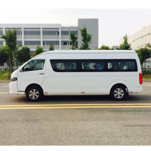 5.4m Electric Commercial Van with 15 Seats pictures & photos