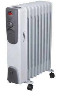 Home Oil Heater/Oil Filled Heater/Oil Filled Radiator Timer/Fan/CE CB RoHS pictures & photos