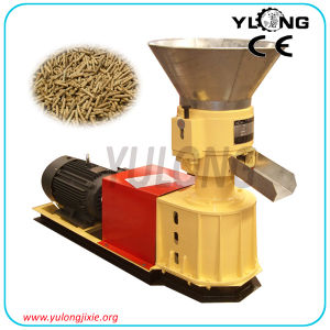The Small Peanut Shell Pellet Machine pictures & photos