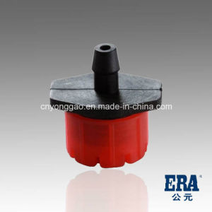 Plastic Valves Fittings Irrigation PP Adjustable Dripper pictures & photos
