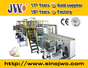 Full Servo Disposable Mattress Pad Machine (JWC-CFD-SV) pictures & photos