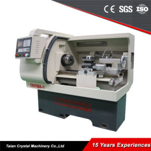 Siemens System High Quality Low Price CNC Lathe Machine (CK6136A-1) pictures & photos