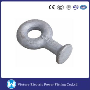 Galvanized Ball Eye for Link Fittings pictures & photos