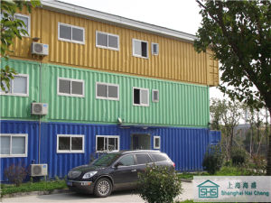 ISO Shipping Container Office, Modified Home Container (shs-mc-office014) pictures & photos