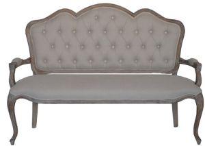 Classic Leisure Chair Home Furniture Double Sofa Chair (YF1809)