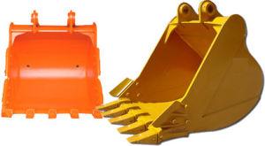 Komastu Hitachi Excavator Bucket (PC200, ZX200)