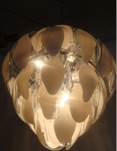 Fashion and Modern Glass Decorative Pendant Light pictures & photos