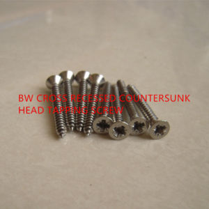 DIN7982 Countersunk Head Tapping Screw pictures & photos