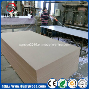 1220X2440X18mm Melamine MDF with White Color Melamine pictures & photos