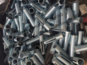 Galvanized Telescopic Prop Parts Scaffolding Prop Sleeve pictures & photos