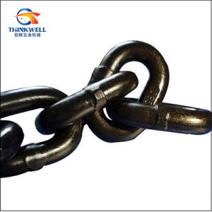 Welded Carbon Steel Studless/Stud Anchor Chain pictures & photos