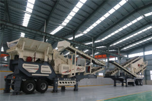 Construction Waste Mobile Crushing Plant pictures & photos