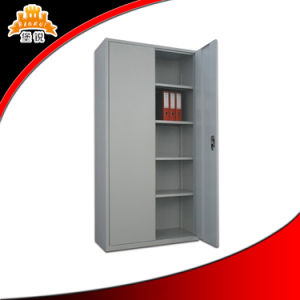 Metal File Cabinets with 4 Shelves pictures & photos